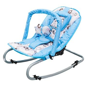 BC BABY ležalnik modra
