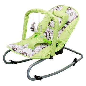 BC BABY ležalnik zelena
