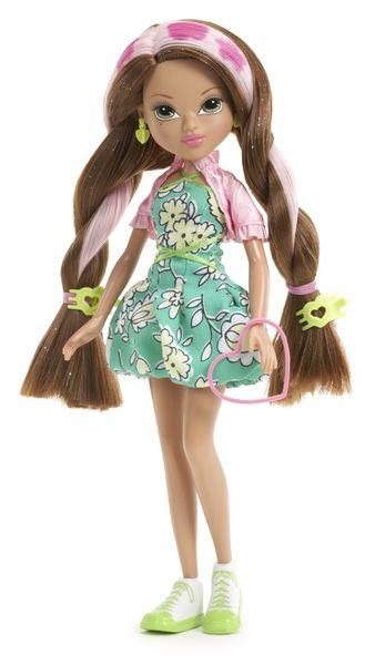 Moxie Girl Magické vlasy - Monet