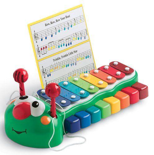 Little Tikes Hudební housenka - klavír a xylofon