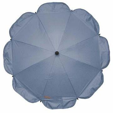 Fillikid senčnik - standard 66 cm svetlo modra