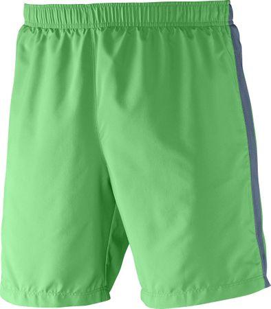 Salomon kratke hlače Park 2in1, moške, zeleno/modre, M