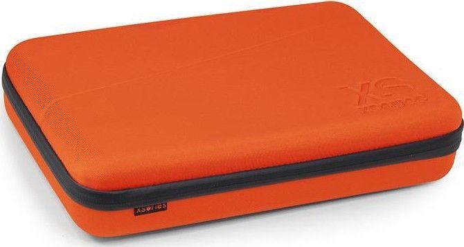 XSories Capxule Soft Case Large Orange - velký kufřík