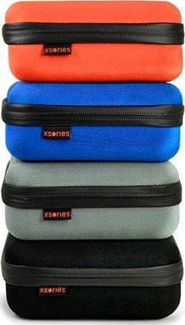 XSories Capxule Soft Case Orange - ochranný kufřík