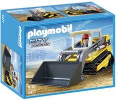 Playmobil Spychacz gąsienicowy 5471