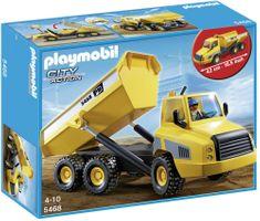 Playmobil Ogromna wywrotka 5468