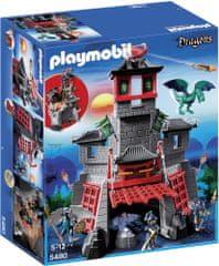 Playmobil 5480 Tüzesszárnyasok vártömlöce