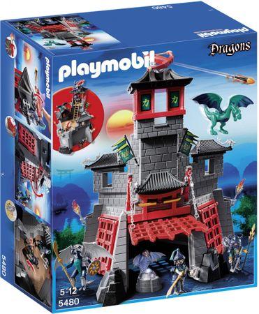 Playmobil trdnjava Zmajevo skrivališče 5480