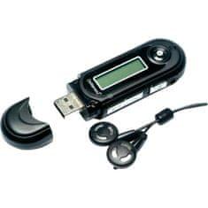 Intenso Music Walker MP3 predvajalnik, črn