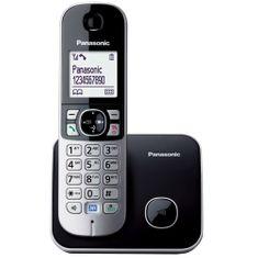 Panasonic brezžični telefon KX-TG6811FXB