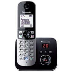 Panasonic brezžični telefon KX-TG6821FXB