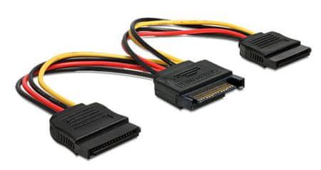 Delock adapter Serial ATA 2 x SATA + 1 x SATA M