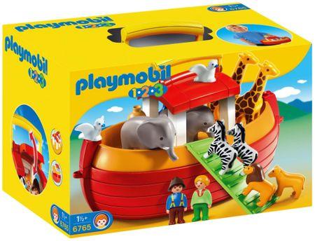 Playmobil Prenosná Noemova Archa