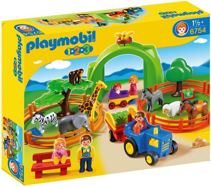 Playmobil 6754 Moje první ZOO