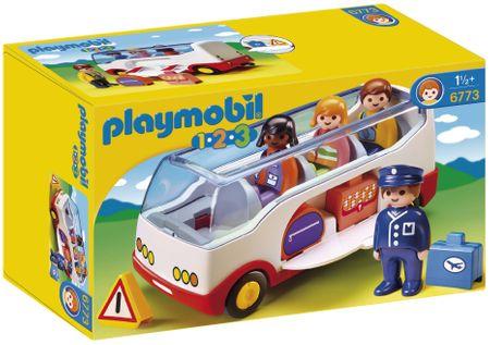 Playmobil 6773 Repülőtéri busz
