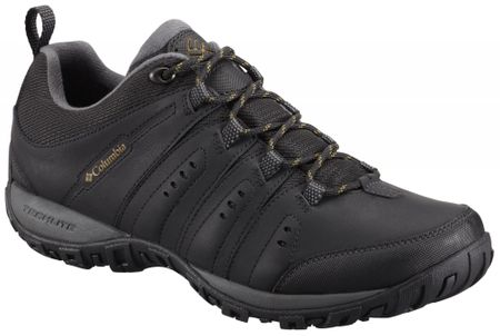 COLUMBIA Woodburn II Waterproof Black Caramel 45