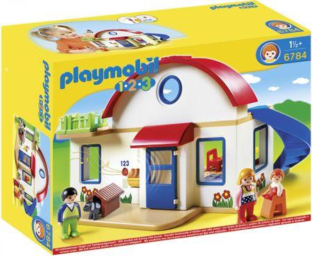 Playmobil predmestna hiša 6784