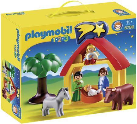 Playmobil jaslice 6786