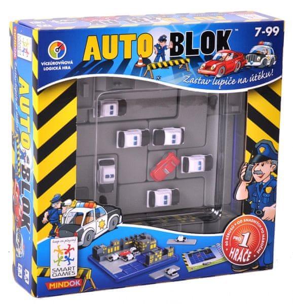 Mindok SMART - Auto blok