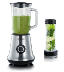 Severin steklen blender + smoothie maker SM 3737