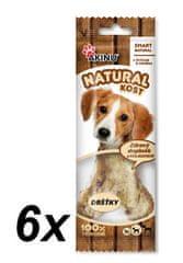 """Akinu prirodne """"kosti"""" za pse, 6 vrećica"""