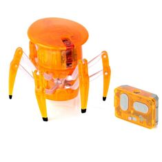 Hexbug Pavouk oranžová