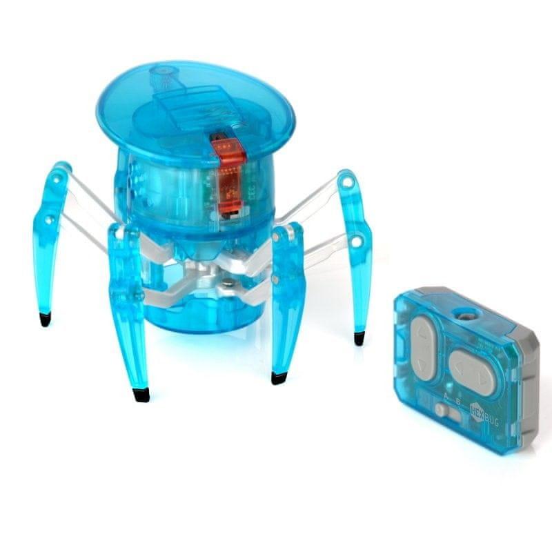 Hexbug Pavouk světle modrá