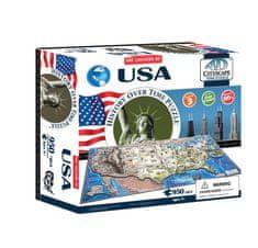 4D Cityscape USA
