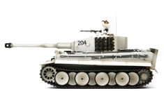 Vstank R/C Tank Airsoft German Tiger (M) Winter
