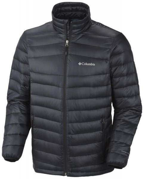 Columbia Platinum 860 TurboDown Down Jacket Black S