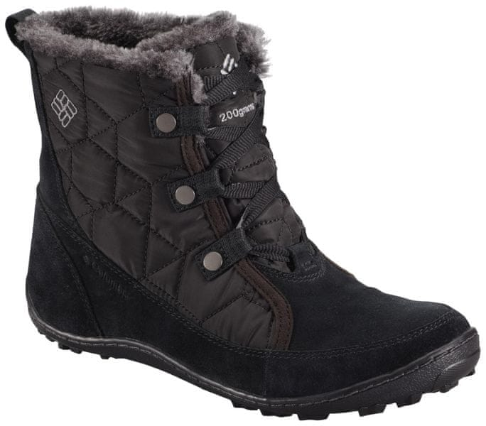 Columbia Minx Shorty Omni-Heat Black/Shale 6,0 (37,0)