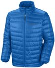 COLUMBIA Platinum 860 TurboDown Down Jacket Hyper Blue S