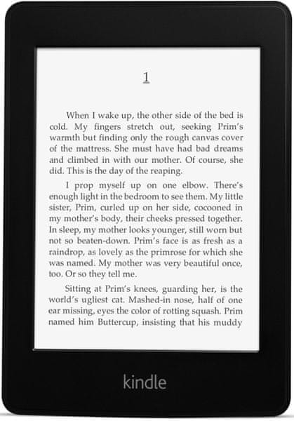 Amazon Kindle Paperwhite 3 2015 - BEZ REKLAM