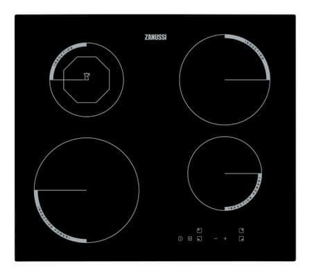 Zanussi indukcijska kuhalna plošča ZEI6840FBA