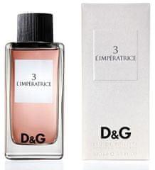 Dolce & Gabbana 3 LImperatrice EDT - 100 ml