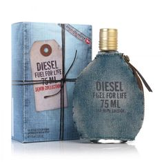 Diesel Fuel for Life Woman Denim Collection EDT, 75 ml