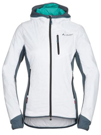 Vaude Women's Sesvenna Jacket White 38