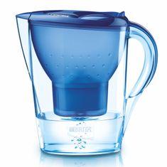 BRITA 1011767 Marella Cool Calendar Vízszűrő kancsó, Kék