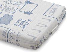 Dormeo otroško ležišče Baby, modro, 70x140