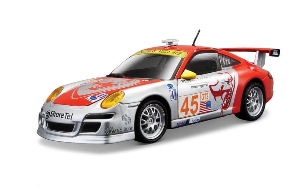 BBurago Racing Porsche 911 GT3 RSR (1:24)