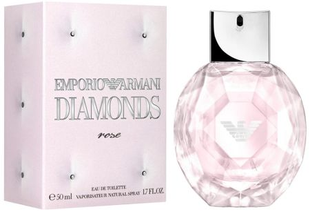 Giorgio Armani Diamonds Rose EDT - 50 ml