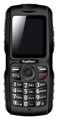 RugGear RG-100, černošedý