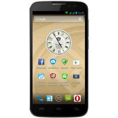 Prestigio MultiPhone 5503 DUO, šedý