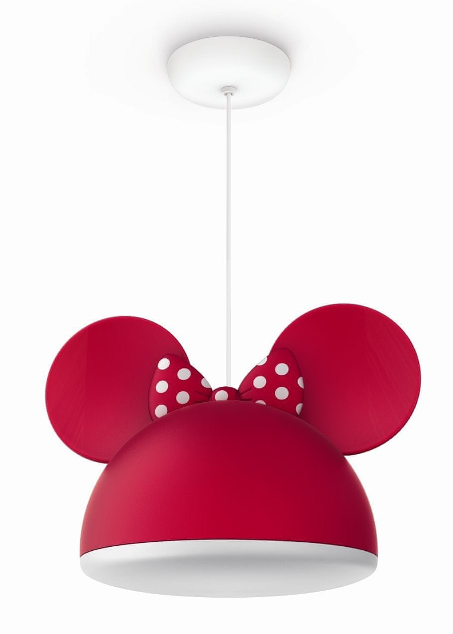 Philips Lampa wisząca 71758/31/16 Minnie Mouse