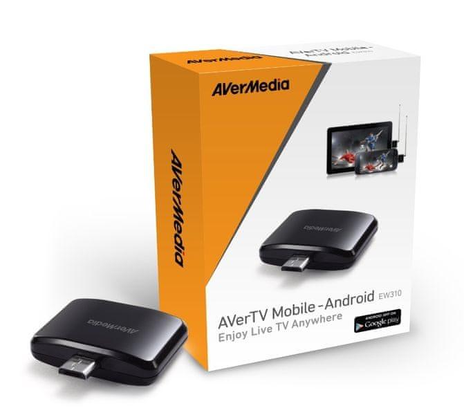 AVerMedia AVerTV Mobile Android - II. jakost