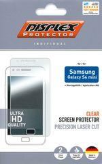 DISPLEX High-Tech-Zaščitna folija SAMSUNG Galaxy S4 mini