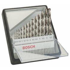 Bosch komplet svedrov za kovino Robust Line HSS-G, 135° (2607010538) 13 kos