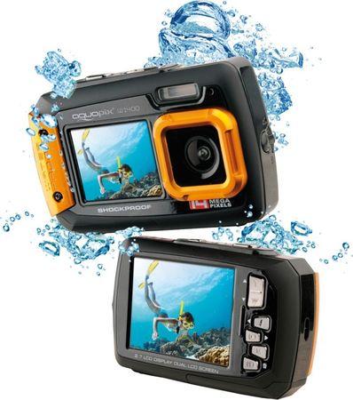 EasyPix W1400 Active Vízálló digitális fényképezőgép