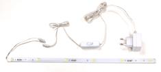 Dencop Lighting LED pásik pevný, set, dl. 460 mm, 4,2 W