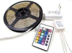 Dencop Lighting LED pásik Premium, RGB, set dl. 5m